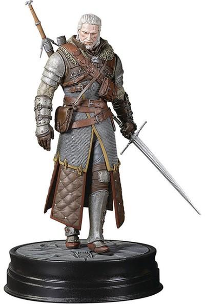 Kürkçü Witcher 3 Geralt Premium Figür