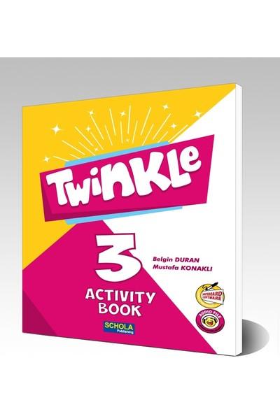 Schola Publishing Yayıncılık Schola Publishing 3.Sınıf Twinkle Activity Book 2019