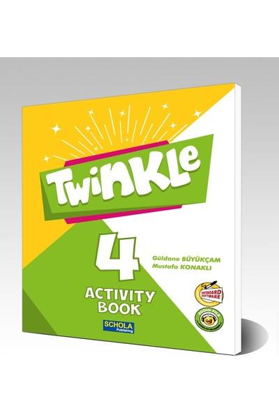 Schola Publishing Yayıncılık Schola Publishing 4.Sınıf Twinkle Activity Book