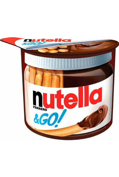 Nutella Go 52 gr 3'lü