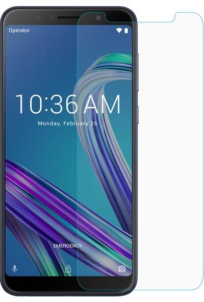 Kılıfist Asus Zenfone Max Pro ZB602KL Esnek Nano Cam Ekran koruyucu Cam Şeffaf