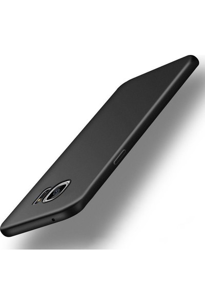 Kılıfist Samsung Galaxy Note Fan Edition FE Kılıf Mat Silikon Kılıf Kapak Siyah