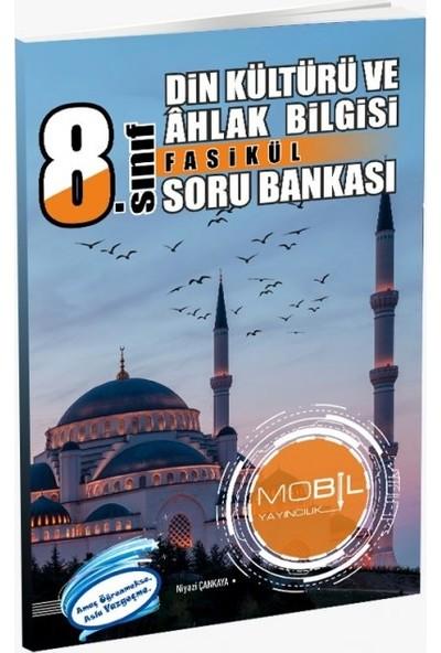 Mobil Yayıncılık 8. Sınıf Din Kültürü ve Ahlak Bilgisi Fasikül Soru Bankası