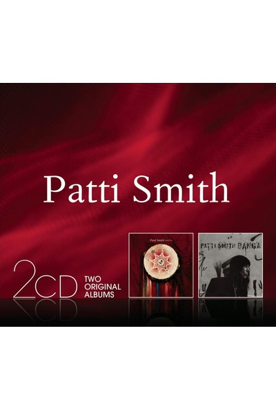 Patti Smith ‎– Twelve/banga 2 CD