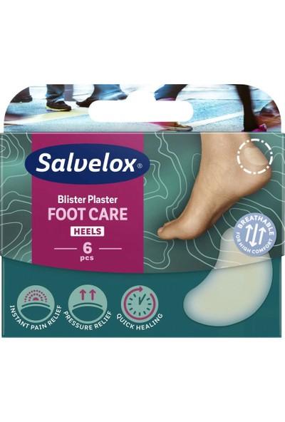 Salvelox Foot Care - Topuk Yara Bandı 6 Adet