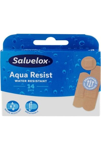 Salvelox Aqua Resist Suya Dayanıklı Yara Bandı 14 Adet