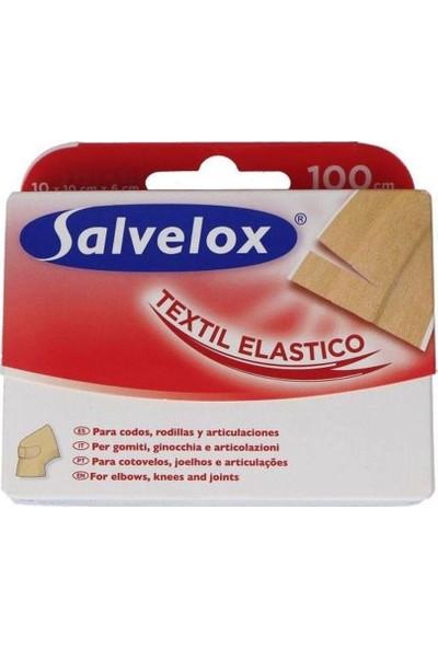 Salvelox Textile Elastic - Tekstil Ekonomik Geniş Yara Bandı