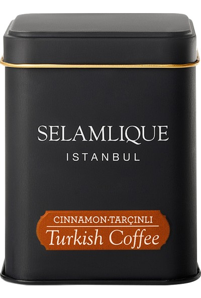 Selamlique Tarçınlı Türk Kahvesi Sade 125 gr