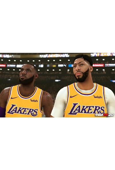 NBA 2K20 Xbox One Oyun