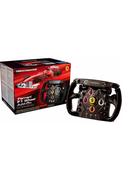 Thrustmaster Ferrari F1 Wheel Add-On For PS3/PS4/pc/xbox One