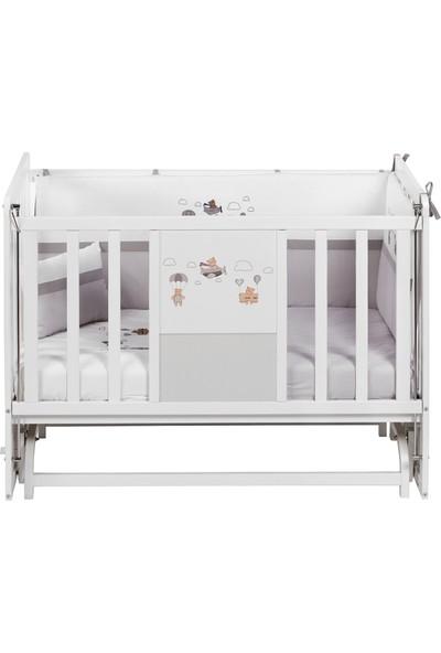 Baby Tech Boyasız Anne Yanı Beşik 60 x 120 cm