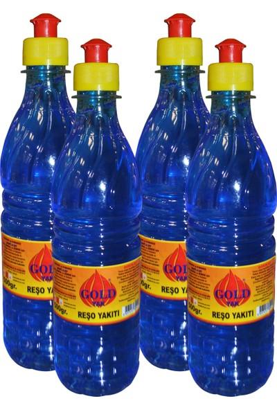 Osmanlı Ocağı Yakıt Jeli Reşo Yakıt Jel 500 ml 4'lü
