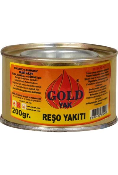 Osmanlı Ocağı Yakıt Jel Reşo Yakıtı 200 g 42'li