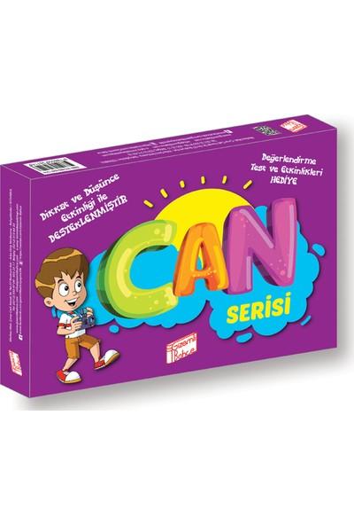Can Serisi Gizemli Bahçe Yayınları
