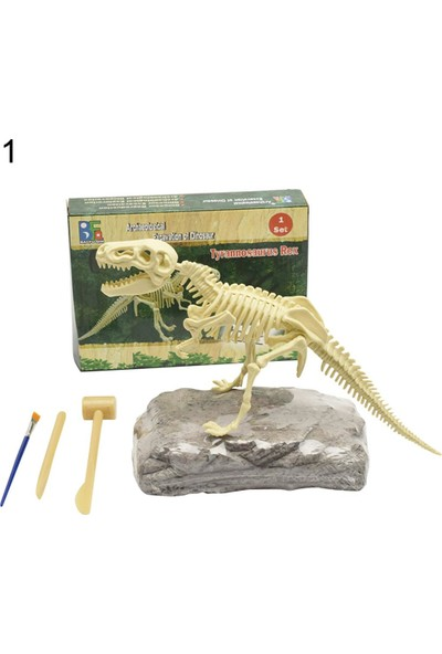 GOB2C Dinazor Kazı Kiti T-rex