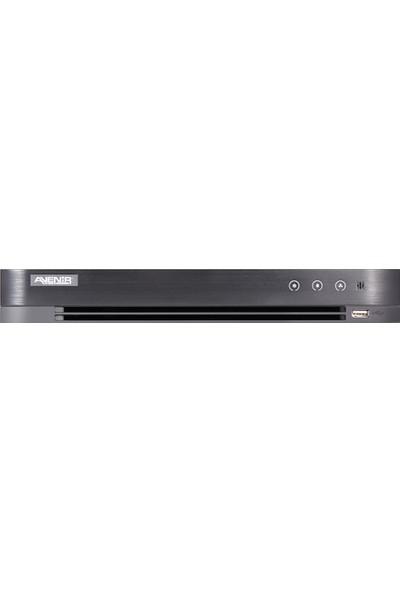 Avenir AV-DS7204HQI-K1 4Kanal 3MP 1X6TB HDD AHD-TVI-CVI Kayıt Cih