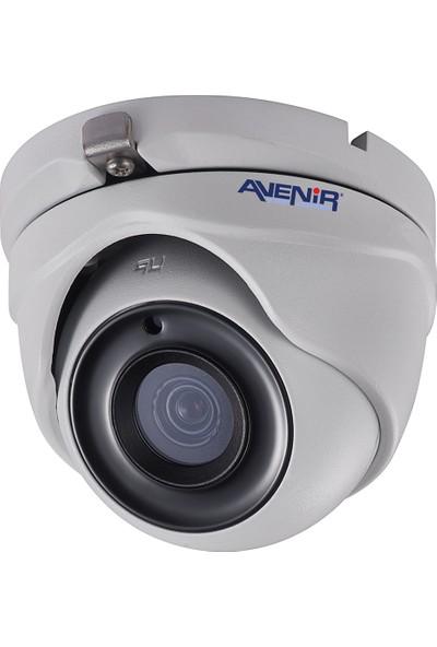 Avenir AV-DS2CE56H1T-ITM 5MP 2.8mm Sabit Lens Turbo HD Dome Kamer