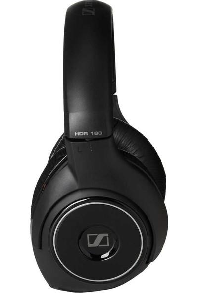 Sennheiser RS 160 RF Kablosuz Wireless Kulaküstü Kulaklık - Siyah