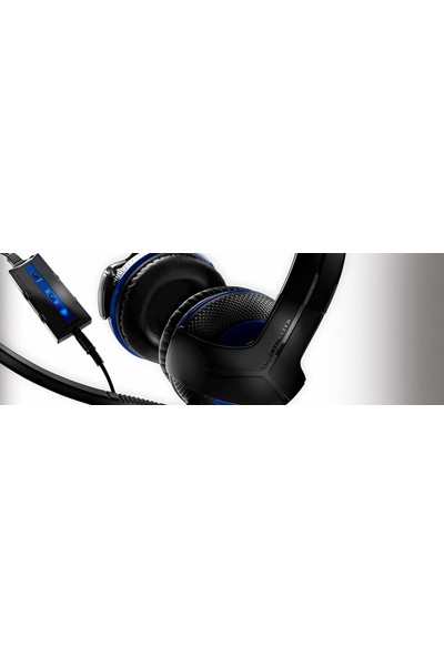 Thrustmaster Y-250P Kablolu Mikrofonlu Kulaküstü Oyuncu Kulaklık - Mavi