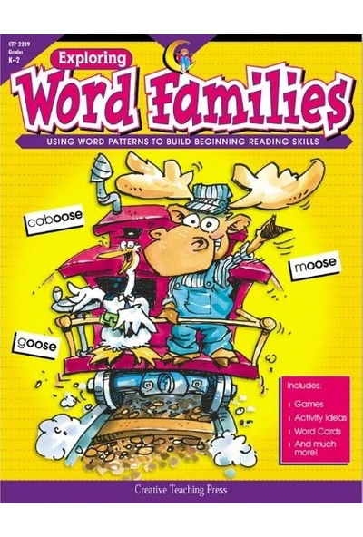Explorİng Word Famİlİes