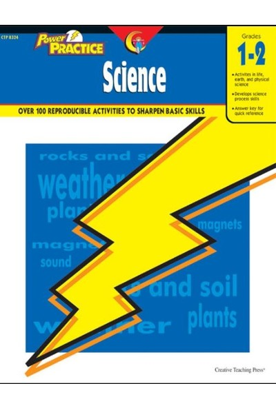 Science Gr.1-2 Power Practice