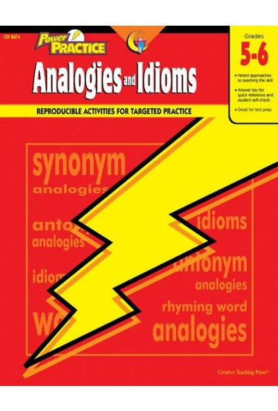 Analogies And Idioms 5-6, Language Power Practice
