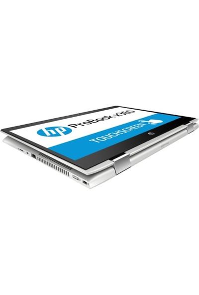 """HP ProBook X360 Intel Core i5 8250U 8GB 256GB SSD Freedos 14"""" FHD Taşınabilir Bilgisayar 4LS90EA"""