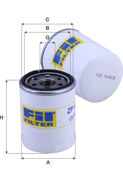 Real Filter Suzuki Splash Sj410-Sj413 Yağ Filtresi-1651061A01-1651083000-W610/1-Oc217-Op621