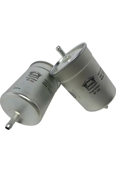 Real Filter Skoda Süper B 1.8 Turbo-2.0 (2001-) Mazot Yakıt Filtresi 1H0201511A-Wk830-Kl9
