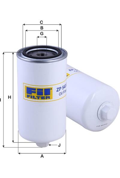Real Filter Vw Transporter T4 2.4D-2.5Tdi (1990-2003) Yağ Filtresi-074115561-W950/4-Oc105