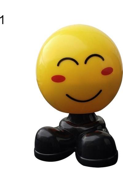 GOB2C Sevimli Emoji Oyuncak Süs 1