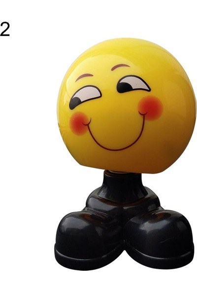GOB2C Sevimli Emoji Oyuncak Süs 2