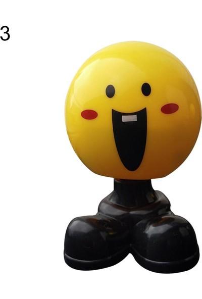 GOB2C Sevimli Emoji Oyuncak Süs 3