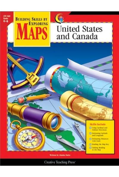 Map Skills: United States & Canada