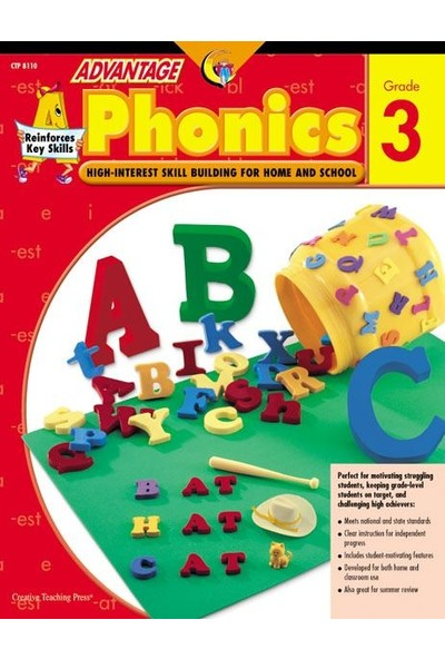 Phonics Gr. 3 - Advantage Workbooks