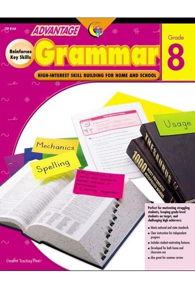 Advantage Grammar 8