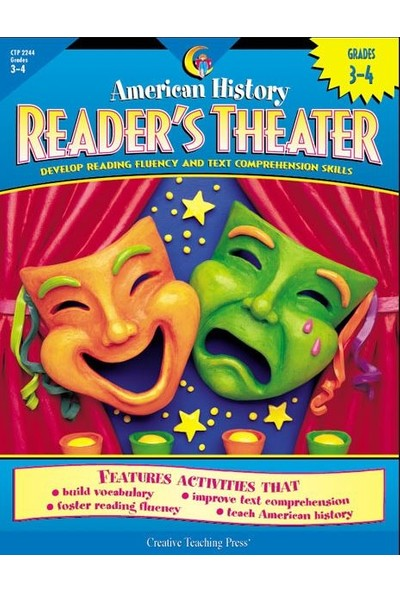 American History Grades 3-4, Reader's Theater