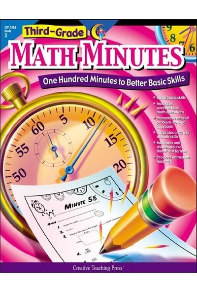 Thırd-Grade Math Minutes