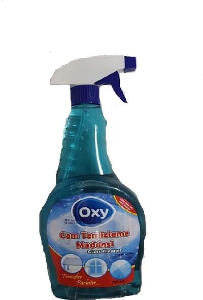 Oxy Parfümlü Cam Sil 750 ml