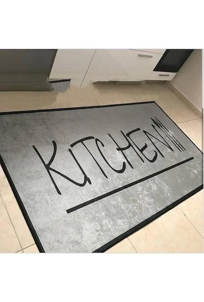 Halımax Fame 221 Mutfak Desen Kaymaz Taban Kitchen