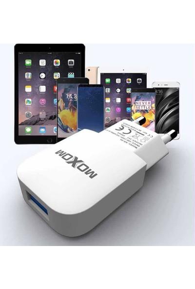 Moxom Apple iPhone Lightning Hızlı Şarj Seti