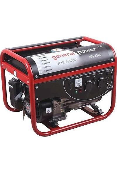 General Power GPJ-3500 Jeneratör 3 Kw