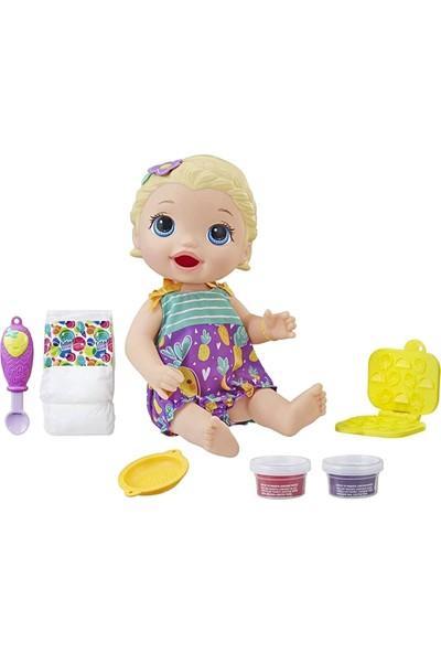 Baby Alive Lily ile Mama Eğlencesi E5841