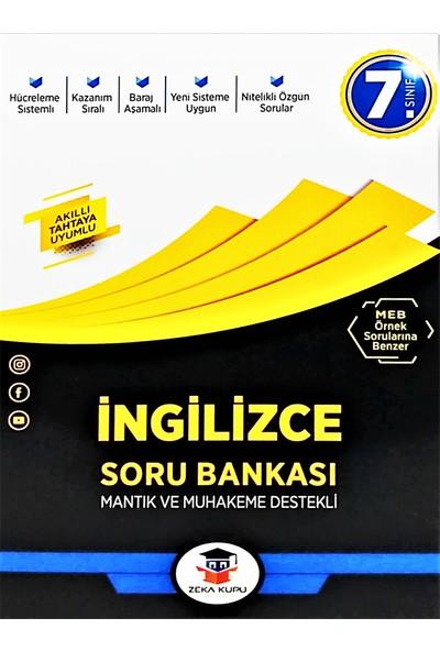 Zeka Küpü Yayınları 7. Sınıf Ingilizce Soru Bankası