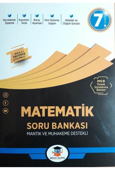 7.Sınıf Matematik Soru Bankası Zeka Küpü Yayınları