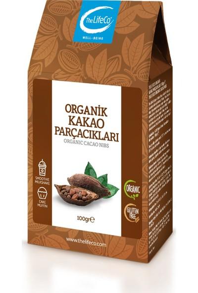 The Lifeco Organik Kakao Parçacıkları 100 gr