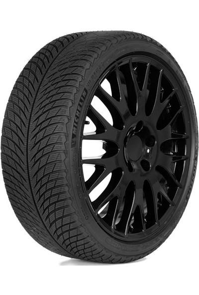 Michelin 245/45 R18 100V Pilot Alpin 5 XL Oto Kış Lastiği(Üretim:2019)