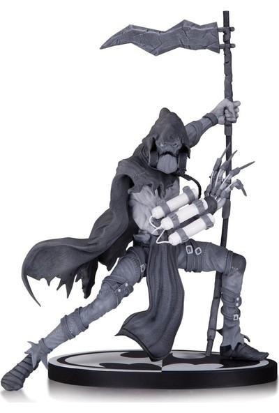 Dc Collectibles Scarecrow Black & White Danda Statue