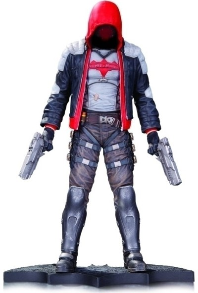 Dc Collectibles B.A.K Red Hood Statue