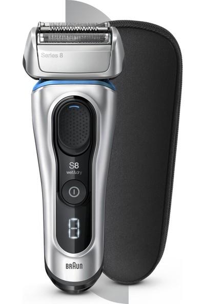 Braun Series 8 8330S Kablosuz Traş Makinesi